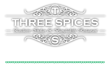 Three Spices Logo